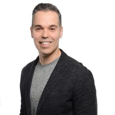 Picture of Joe Diubaldo, CEO of Clarity Recruitment