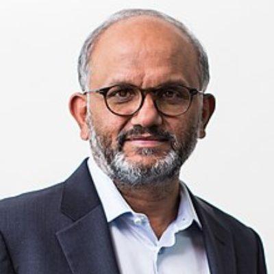 Picture of Shantanu Narayen, CEO of Adobe