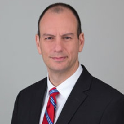 Picture of Chris A. Ghaemmaghami, MD, Interim Chief Executive, CEO of University of Virginia Health System