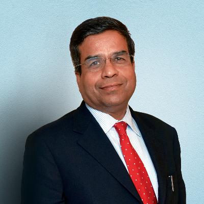 Headshot of Dr. Keshab Panda, CEO of L&T Technology Services Ltd.