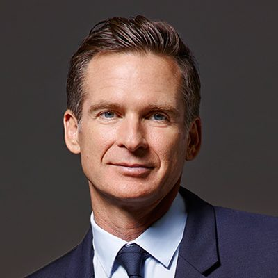 Picture of Brian Hill, CEO of Aritzia