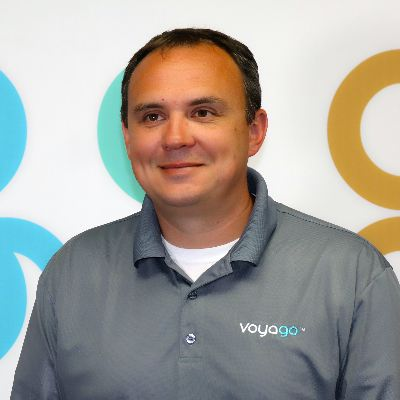 Picture of Corey Jarvis, CEO of Voyago