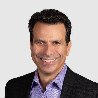 Picture of Andrew Anagnost, CEO of Autodesk