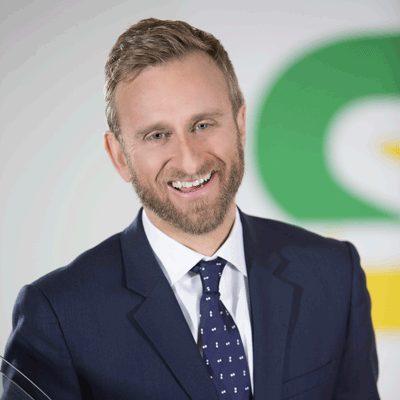Picture of Trevor Haynes, CEO of Subway