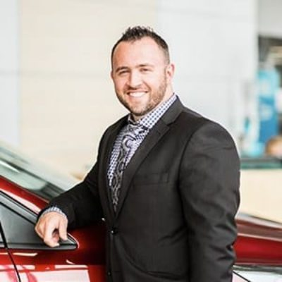 Picture of Jamie Jasman, CEO of Team Ford