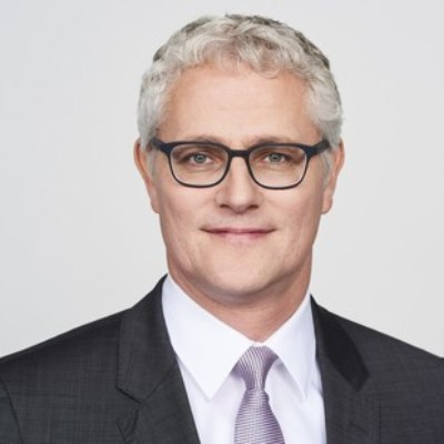 Picture of Christian Buhl, CEO of GEBERIT