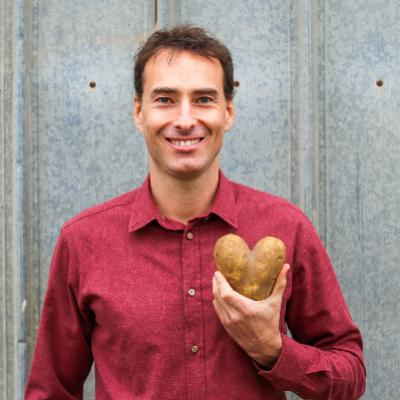 Picture of Philip Behn, CEO of Imperfect Foods