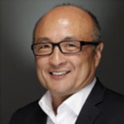 Headshot of Harry Kim, CEO, CEO of QM Environmental