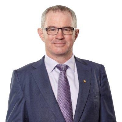 Picture of Stuart Irvine, CEO of Lion