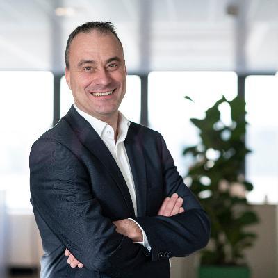 Picture of CEO Devoteam Belgium - Benny Moonen, CEO of Devoteam