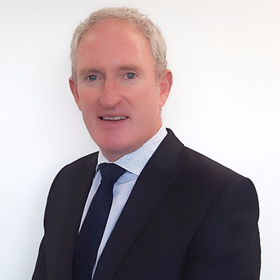 Picture of Declan Murphy, CEO of Servisource