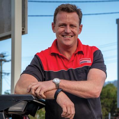 Picture of Angus Kennard, CEO of KENNARDS HIRE