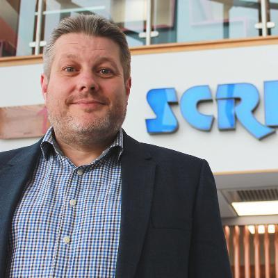 Picture of John Mewett, CEO of Screwfix