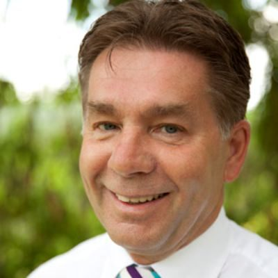 Picture of John Brouder, CEO of Nelft Nhs Foundation Trust