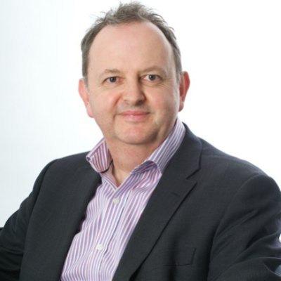 Picture of Jim Easton, CEO of Practice Plus Group