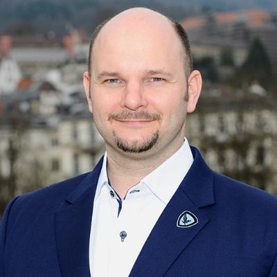 Picture of Michael Brand, CEO of 2besecured facility management GmbH