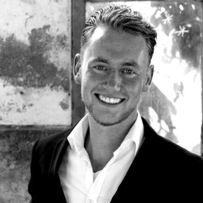Picture of Floris Stokman, CEO of Profmatch