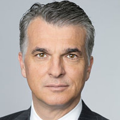 Picture of Sergio P. Ermotti, CEO of UBS