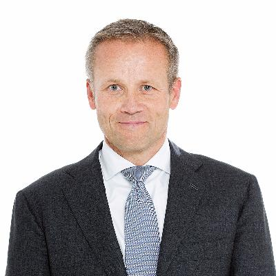 Picture of Marc Bitzer, CEO of Whirlpool Corporation