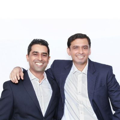 Picture of Praveen Kumar & Shashank Vagale, CEO of Multi Recruit
