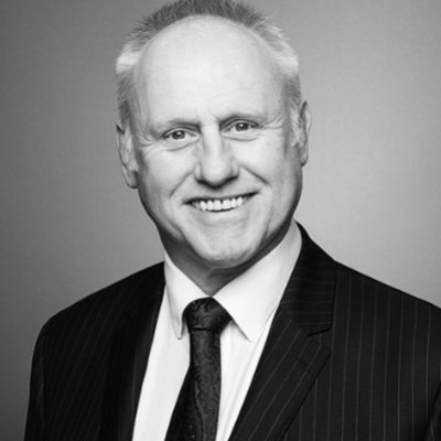 Picture of Peter Whiting, CEO of Kloeckner Metals UK
