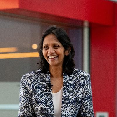 Picture of Shemara Wikramanayake, CEO of Macquarie Group Limited
