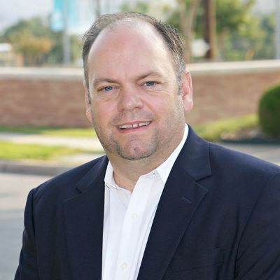Picture of Wayne Powell, CEO of Civitas Senior Living