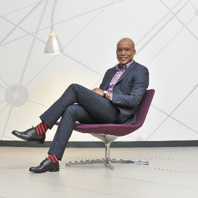 Picture of Calvo Mawela, CEO of MultiChoice