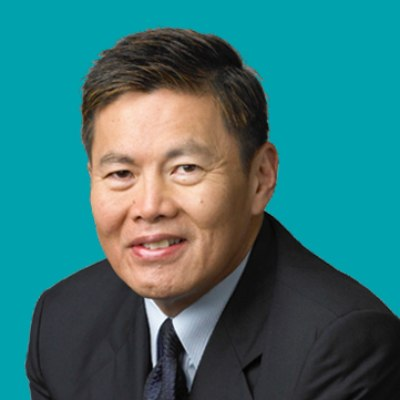 Picture of Allen Lew, CEO of Optus