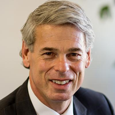 Picture of Tom Redl, CEO of Chandos Construction
