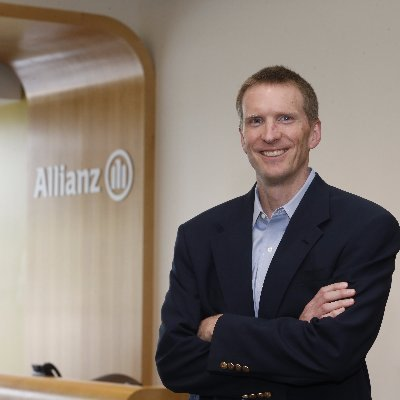 Picture of Mike Nelson, CEO of Allianz Partners