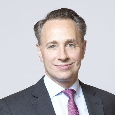 Picture of Thomas Buberl, CEO of AXA