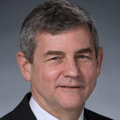Picture of Mike Petters, CEO of Huntington Ingalls Industries