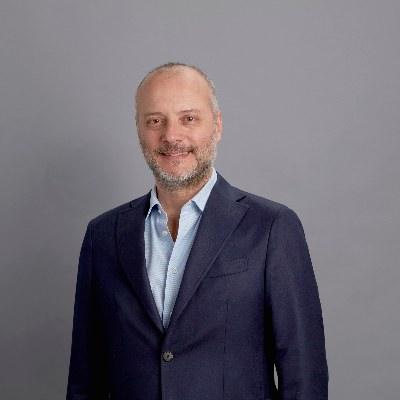 Picture of Giorgio Sarne, CEO of Stuart Weitzman