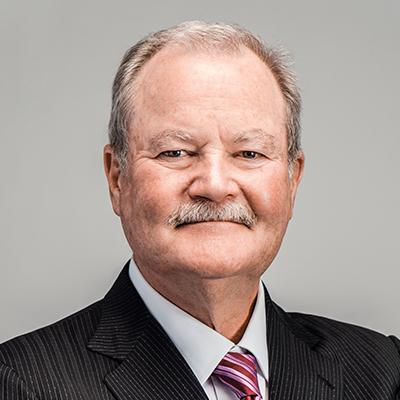 Headshot of Brian Duperreault, CEO of AIG