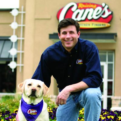 Picture of Todd Graves, CEO of Raising Canes