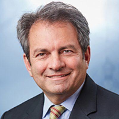 Picture of Michel Vounatsos, CEO of Biogen