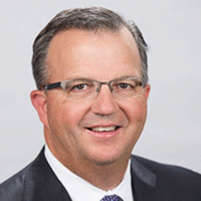 Picture of Steve Hockett, CEO of Great Clips