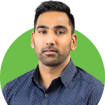 Picture of Pratik Patel, CEO of Ridekleen LLC