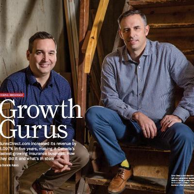 Picture of Lance Miller CEO & Matt Alston COO, CEO of Surex