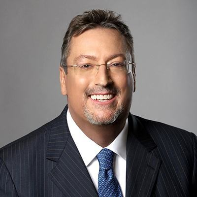 Picture of Mark J. Barrenechea, CEO of OpenText