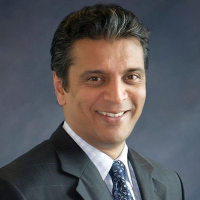 Picture of Raj Subramaniam, CEO of FedEx Express