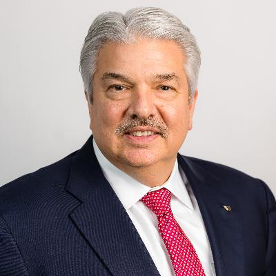 Picture of Robert J. Pagano, Jr., CEO of Watts Water Technologies