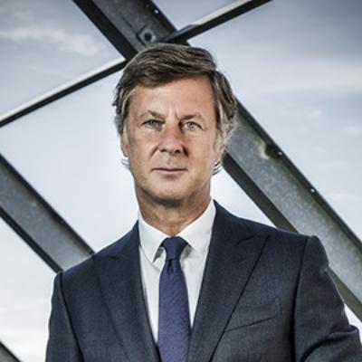 Picture of Sébastien BAZIN, CEO of Accor