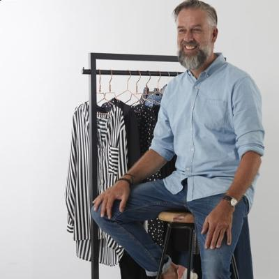 Picture of Peter van Kampen, CEO of MS MODE
