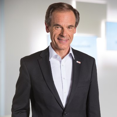 Picture of Volkmar Denner, CEO of Bosch