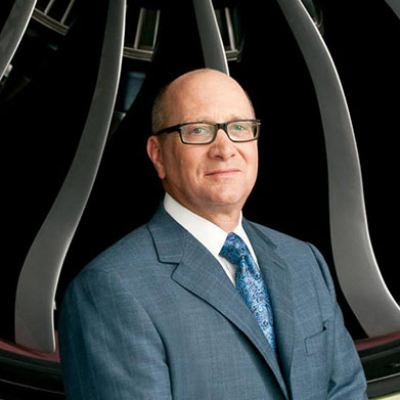 Picture of David Joyce, CEO of GE Aviation