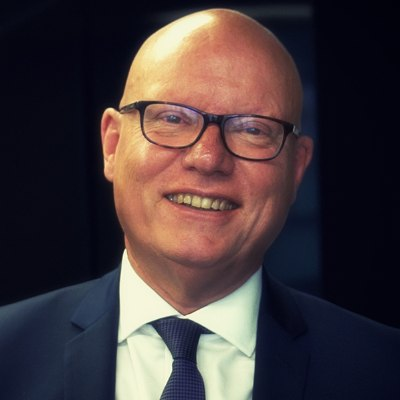 Picture of Laurie Boyall, CEO of McGregor Boyall