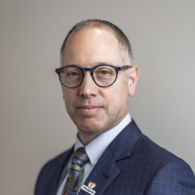 Picture of Kenneth Rozenberg, CEO of Centers Health Care