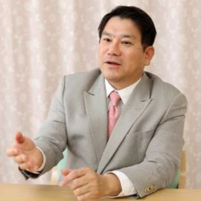 Picture of 柴原 慶一, CEO of 株式会社アンビス